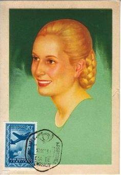 Eva Peron / Evita.
