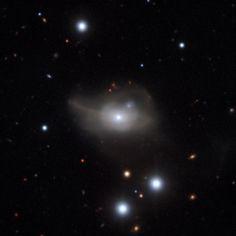 La galaxia activa Markarian 1018