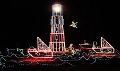 6 Dazzling Long Island Holiday Light Displays