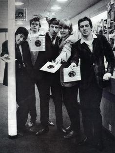 The Yarbirds (Eric Clapton Lineup), circa 1964