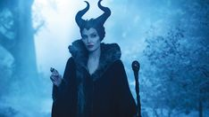 angelina jolie and daughter in maleficent | The actress expanded on wearing prosthetic cheekbones and evoking ...