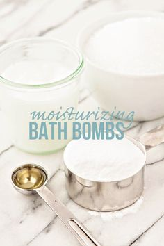 DIY Moisturizing Bath Bombs to Soothe Dry, Itchy Winter Skin