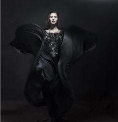 walkingthruafog:  Yiqing Yin F/W 2011