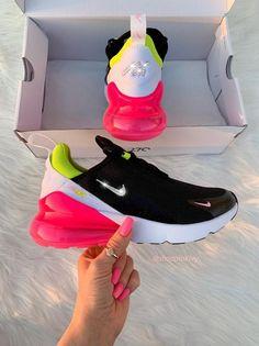 Dec 2019 - Swarovski Nike Air Max 270 Shoes Blinged Out With Swarovski Bling Nike Shoes, Cute Nike Shoes, Swag Shoes, Cute Nikes, Cute Sneakers, Nike Air Shoes, Sneakers Nike, Shoes Sport, Jordan Shoes Girls