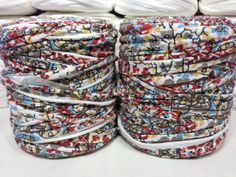 Flower Medley TShirt Yarn by TShirtYarnBoutique on Etsy, $13.99