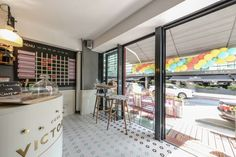 Casa Victoria Sweets Store & Café by Yellow Office Architecture, Bucharest – Romania » Retail Design Blog