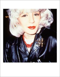 "'80s NYC With Madonna & Debbie Harry: Maripol Tells All #refinery29  http://www.refinery29.com/2014/07/71511/maripol#slide-6  Maripol as Marilyn, 1979.How do you think photography has evolved? ""Everybody can be a photographer now, even though you need some techniques, for sure. I don't consider myself a photographer; I'm a Polaroid artist. But, I do take pictures, too, with my Leica… My work has never changed. I've always done fashion, and I've always done photography and films, and ..."