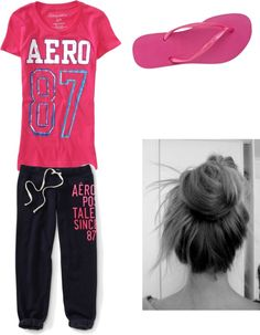 """""""Aeropostale outfit"""" by rhodesash ❤ liked on Polyvore"""