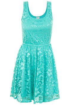 Flare Lace Dress from Dynamite. Just bought it. Can't wait to wear it tomorrow =)