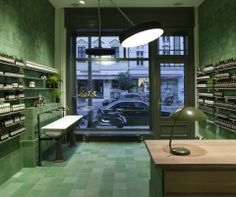 Store to watch: Aesop in Berlin