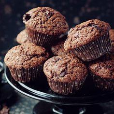Muffiny czekoladowe - Przepis