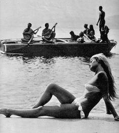 Brigitte Bardot, Sept. 1958