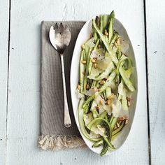 Shaved asparagus salad - Chatelaine