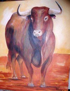 Hoy Martes con #Arte. Mira qué cuadros con motivos taurinos del autor Núñez Alberka. Ven a verlo a #Merkadetodo