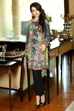 b164e345c8 Sana Salman (Riffat   Sana) Winter Silk Karandi O Series 2015-16 Pakistani