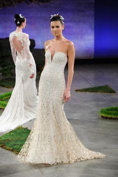 Ines Di Santo, #Bridal SS16, firstVIEW.com