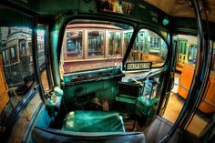 """The Los Angeles Railway (LARy) was a system of streetcars that operated in Los Angeles, USA, from 1901 to 1963 on 3 ft 6 in (1,067 mm) (narrow gauge) tracks. The system was informally known as the """"Yellow Cars,"""" similar to the Pacific Electric Railway's """"Red Cars,"""" which currently are much better known. However, the Yellow Cars always carried many more passengers than the Red Cars, since the system was located in densely populated central Los Angeles and immediate surrounding neighborhoods…"""