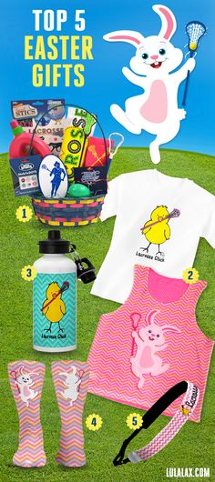 Our Top 5 Easter Gifts from LuLaLax.com!
