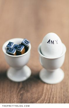 Diy Easter Egg - http://www.theprettyblog.com/vendors/susan-brand-design/