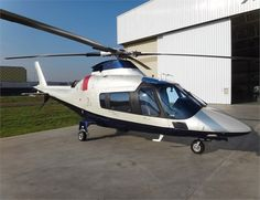 Agusta A109E, Price Reduced, available for viewing at Signature, BDL #bizav #helicopter #aircraftsales