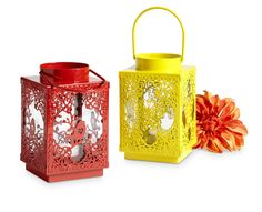 Prepare to be charmed by our intricate lanterns