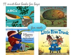 books for little boys