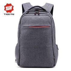 2016 Tigernu Brand Fashion Business Backpack for Men Travel Notebook Backpack Laptop Bag 15.6 Pattern Backpack for women