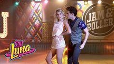 Soy Luna - Momento Musical - Ámbar y Matteo en la pista - YouTube