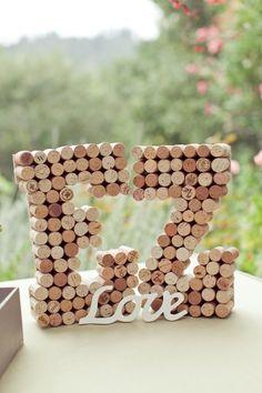 wedding ceremony decor idea; photo: Carlie Statsky