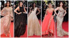 L'oreal Cannes 2014 Sonam Aishwarya Freida