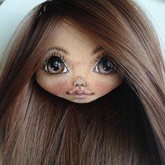 Давно я не рисовала, вот исправляюсь))) скоро новая куколка #кукла #куколка #куклаолли #олли #олликукла #doll #artdoll #ollydoll #olly