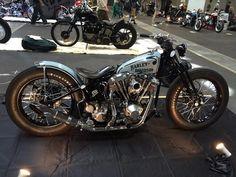 Japanese Shovelhead Harley Davidson Chopper