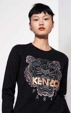 c45ac98772f The Sweatshirt. Sweat Kenzo FemmeVeste ...