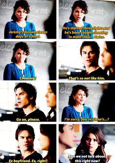 Damon and Elena in 5x17 'Rescue Me' {by Paria}