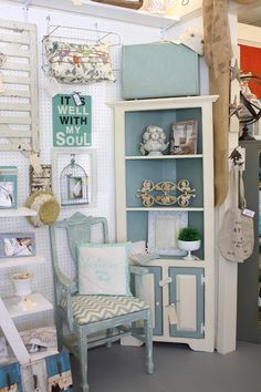 Coastal Charm: Coastal Charm Interiors/Antiques at the Loop Grand Opening