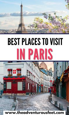 Planning a trip to the French Capital? Here are the best places in Paris that you should not miss.| Best places to visit in Paris| Paris best places to visit| top tourist attractions in paris| Paris bucket list| Bucket list things to do in Paris| things to do in Paris France| must do things in Paris| top attractions in paris| top Paris attractions| beautiful places in paris| what to do in Paris France| where to go in Paris France| must-visit places in Paris #theadventurousfeet Paris Things To Do, Romantic Things To Do, Paris Paris, Paris France, Paris Bucket List, Day Trip From Paris, Paris Travel Tips, Christmas In Paris, City Pass