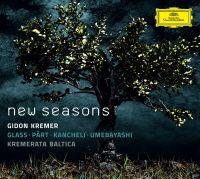 필립 글래스: 바이올린 협주곡 2번 '사계' & 패르트: 에스토니아 자장가 외