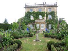 A formal garden at Highgrove House, Prince Charles' country estate via cote de Texas-Stunning!!!
