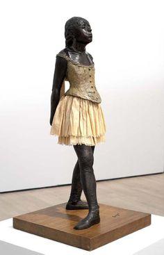 Bailarina, de Degas
