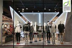 Topshop windows 2014 Spring, London » Retail Design Blog