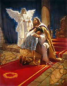 Stunning pictures of Jesus that show you who much He loves you and how beautiful He is. These images of Jesus Christ help you experience Him. Religious Pictures, Jesus Pictures, Religious Art, Religious Paintings, Bible Pictures, Image Jesus, Jesus Christ Images, Thomas Blackshear, Images Bible