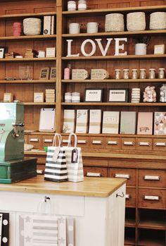 Packaging - Shop in Vienna Herzilein - district - vintage Bratislava, Craft Shop, Vienna, Wine Rack, Liquor Cabinet, Shopping, Austria, Organize, March
