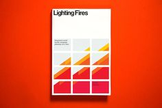 Lighting Fires - design by Rationale