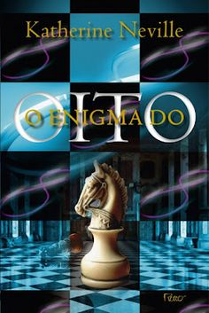 O Enigma do Oito. They say so much things about how planned this book is. I need it.