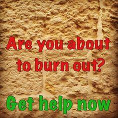 Identifying burnout