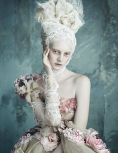 """Dolce & Gabbana Alta Moda"" by Luigi & Iango for Vogue Germany.2 hrs ·"