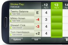 Golf GameBook | Experience golf like never before