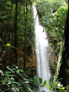 Cachoeira do Roncador - Tocantins