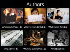 What authors really do - Writers Write