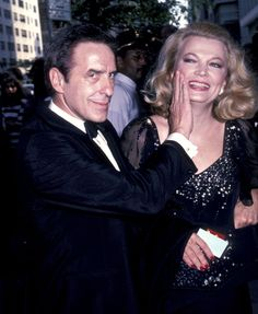 John Cassavetes and Gena Rowlands by Betty Galella, August 1982 Hollywood Couples, Vintage Hollywood, Celebrity Couples, Hollywood Actresses, Classic Hollywood, Hooray For Hollywood, Hollywood Stars, Female Actresses, Actors & Actresses